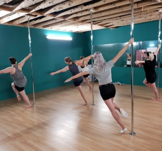 Kate's Classes Home Pole Fitness Classes