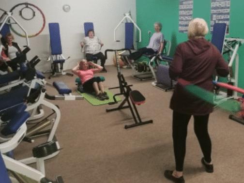 Kate's Classes Home Gym Membership Image